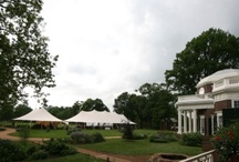 Charlottesville Weddings & Events / Our work at various Charlottesville-area venues