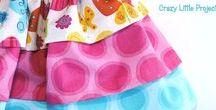Sy barneklær (Childrens clothing)