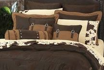 Country Home Decor Ideas / Western and country decor and ideas. Rustic decor, Aztec, Navajo, Southwest patterns, simulated tooled leather, wall art, linens, sheets, bathroom accessories, curtains, valances, pillows, blankets, DIY Home Decor and more.