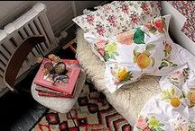 """College Chic! / Read our """"Dorm Room Decor"""" column in the Fall 2013 issue of """"A View from Fair Lakes?"""" Check out visual examples here, and learn how to make your dorm room cozy, intimate, and most importantly, your OWN space!"""