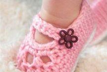 Strikke & Hekle (Knitting & Crocheting)