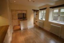 Natural Light Oak Flooring