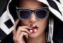 Stripes fashion style / by Jadranka Gospic