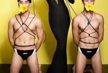 Cosmopolitan Fashion Editorial