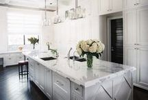 Kitchen & Dining Spaces