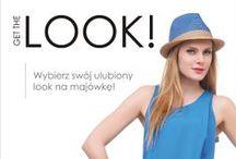 Get the Look - Majówka 2014 / Wybierz swoją stylizację na Majówkę