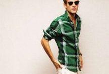 Men's collection Summer 2014 / Absolutne MUST HAVE letniej kolekcji 2014. Klasyczne t-shirty z nadrukami, bawełniane spodnie typu chinos, szorty, jeansowe koszule i sportowe marynarki. To wszystko i jeszcze więcej!