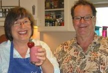 What's Cooking at Oak Street Station / John and Sue Blaize share their cooking secrets from Oak Street Station Bed and Breakfast in Ashland Oregon.
