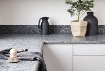 LUNDHS Royal / With its unique blend of large crystals and bright blue colour, LUNDHS Royal is a tempting choice for your kitchen work surface.