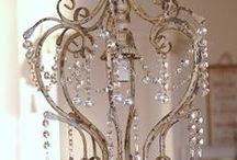 lamps chandelier  gli occhi della notte