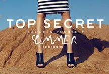Summer Lookbook 2015 / Letnia kolekcja Top Secret
