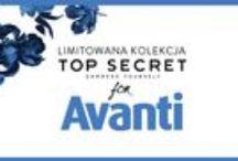 Kolekcja Top Secret for AVANTI / Limitowana kolekcja Top Secret dla magazynu Avanti