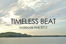Timeless Beat - Lookbook Lato 2015 / Modne ubrania na lato, moda damska, letnie sukienki, krótkie spodenki i zwiewne bluzki,.