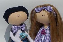 куклы парочки