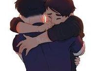 ♡ My two heroes Dan & Phil ♡
