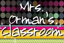 My Other Blogs... / I also blog from Mrs. Orman's Classroom www.traceeorman.com and The Lesson Cloud www.thelessoncloud.com and Classroom Freebies www.classroomfreebies.com