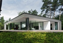 123DV Villa Veth - Modern Villa / On this board you will find the pictures of the modern villa 'Villa Veth' designed bij 123DV Modern Villa's. #modern #villa #architect #architecture