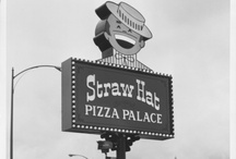 Vintage Straw Hat / by straw hat pizza