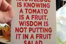 Helpful foodie tips