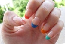 Nails models