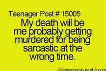 Mit liv! ;)