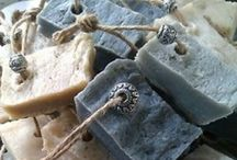 Soap, savons et emballages!!! / soap#savon# handmade#natural / by Fifi Patouille