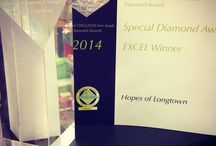 Awards & nice invitations - if we get lucky! / Awards events and invitation to fab things, occasionally we win too!