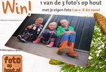 Foto op hout publicaties & aanbiedingen / Fotoophout.nl komt geregeld met aantrekkelijke foto op hout aanbieden!