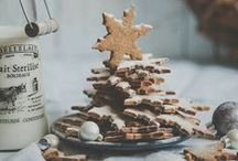 White Christmas / Design and craft ideas for creating a homely white rustic Christmas look in your home