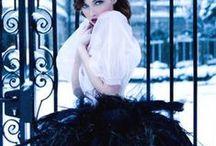 ♥ Black & White Fashion / B L A C K / W H I T E