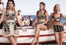 ♥ La Dolce Vita / Beautiful inspiration from Dolce and Gabbana