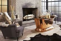 Reclaimed and rustic