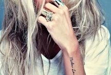 Tattoos......
