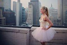 ♥ Tulle / Ballerina Inspired Fashion