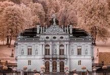 ♥ A Millionaire's Chateau / Luxury Dream Mansions
