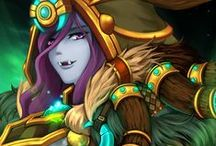 Blizzard Fanart / Blizzard Game Fanart Starcraft World of Warcraft