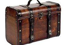 Coffres, malles et valises