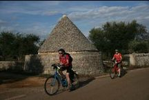 Puglia on Two Wheels / Explore's cycling trip in Puglia - trip reference CIP / by Explore
