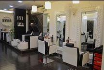 Salon's by mowas / Different Concepts of Salon