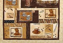 Coffee Journey collection designed by Stoffabrics / Ask for Stoffabrics at your local quilt shops and fabric retailers.