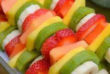 Sunn mat / Matoppskrifter jeg har lyst til å prøve