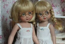 Tonner Dolls - Ann Estelle, Sophie and Patsy