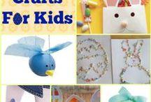 Påske for barn/  Easter for kids