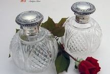 Perfume Bottles / Loving your scent but need a container? Look no further!