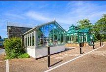 Our Conservatories & Orangeries / Philip Whear Windows & Conservatories gallery of conservatory installations in Cornwall
