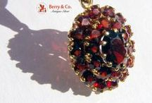 Gemstones / Exploding with color, gemstones add that sparkle to an already wonderful piece of jewelry.