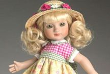 Tonner Dolls 10 inch / Patsy