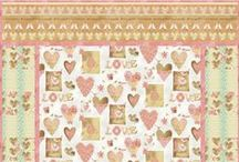 Love Birds Collection designed by STOF fabrics / 2015 spring released Collection. Ask for STOF fabrics at your local quilt shops and fabric retailers