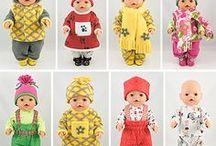 Dolls: Baby Born