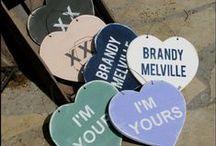 "BRANDY MELVILLE / Prestations ""Brandy Melville"" http://www.brandymelville-france.com/"